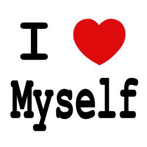 "Can you honestly say ""I like myself?"""